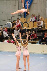 FUNtastic Gym 06, Swiss Acro Cup 2014, Miriam Agazzone, Francesca Corradino, Elisa Bagarotti