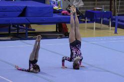 Funtastic Gym 06, Borgomanero, Acrosport, Seconda Gara FGI 2014, Micol Agazzone, Claudia Berra