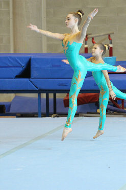 Funtastic Gym 06, Borgomanero, Acrosport, Seconda Gara FGI 2014, Giorgia Pessina, Sharon Agazzone