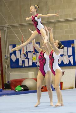 Funtastic Gym 06, Borgomanero, Acrosport, Seconda Gara FGI 2014, Miriam Agazzone, Francesca Corradino, Elisa Bagarotti
