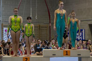 Funtastic Gym 06, Borgomanero, Acrosport, Seconda Gara FGI 2014