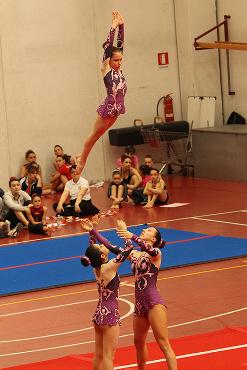 FUNtastic Gym 06, Borgomanero, Serie C, Campionato FGI Acrosport 2014, Vignate, Cristina Margaroli, Nicole Agazzone, Nicole Paracchini