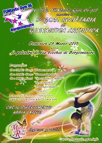 FUNtastic Gym 06, Borgomanero, Gara Societaria 2015