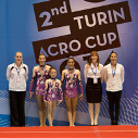 FUNtastic Gym 06, 2nd Turin Acro Cup 2014