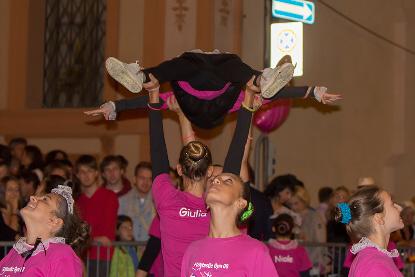 FUNtastic Gym 06, 66a Festa dell'uva di Borgomanero, Sfilata allegorica 2014