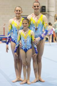 Jessica Poletti, Giulia Cerutti, Elisa Crevacore