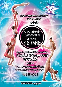 Il più grande spettacolo dopo il Big Bang, saggio FUNtastic Gym 06