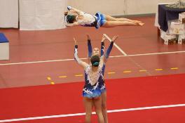 FUNtastic Gym 06, Acrosport Serie C seconda gara campionato FGI 2015, Alessia Cerutti, Noemi Platini, Antonia Grosu