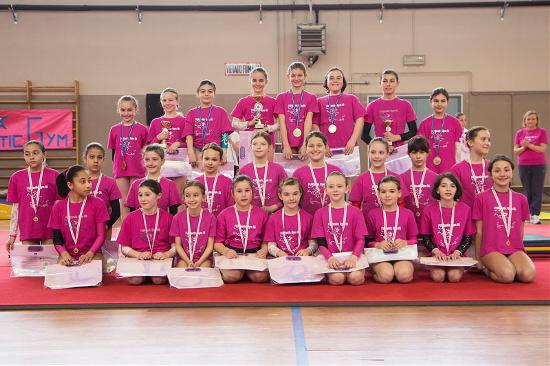 FUNtastic Gym, Gara Societaria 2015, Promozionale