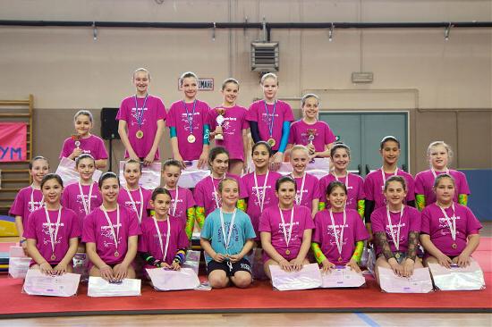 FUNtastic Gym, Gara Societaria 2015, Specialistico