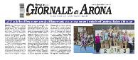 FUNtastic Gym 06, Giornale di Arona, Prima Gara Campionato Acrosport FGI Serie A
