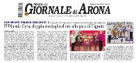 FUNtastic Gym 06, Giornale di Arona, Seconda Gara Campionato Acrosport FGI Serie C
