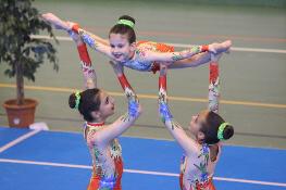 Funtastic gym 06, Acrosport Campionato FGI 2015 Serie C, Claudia Alampi, Giorgia Testa, Melissa Borgogno
