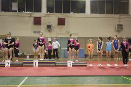 FUNtastic Gym 06, Settima Gara Societaria, Avanzato