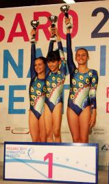 FUNtastic Gym 06, Giulia Cerutti, Nicole Agazzone, Jessica Poletti