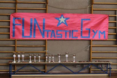 FUNtastic Gym 06, Settima Gara Societaria
