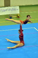 FUNtastic Gym, Micol Parisotto, Claudia Berra