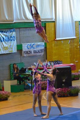 FUNtastic gym 06, Campionato Acrosport 2014 Loano serie C, Cristina Margaroli, Nicole Agazzone, Nicole Paracchini