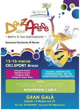 FUNtastic Gym 06, Borgomanero, Acrosport, Danzarese