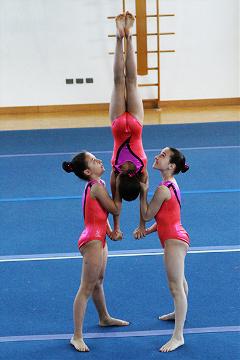 FUNtastic Gym 06, Alessia Cerutti, Noemi Platini, Elisa Crevacore