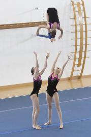 FUNtastic Gym 06, Borgomanero, Jessica Poletti, Giulia Cerutti, Nicole Agazzone