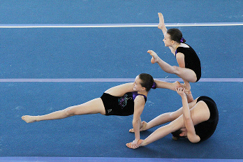 FUNtastic Gym 06, Miriam Agazzone, Francesca Corradino, Elisa Bagarotti