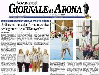 Giornale di Arona, Milano 3ª gara Serie B 2013