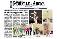 Giornale di Arona, FUNtastic Gym 06, Seconda gara acrosport 2014 Serie B