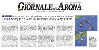 FUNtastic Gym 06, Campionato Acrosport 2015, Serie C, Prima Gara