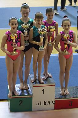 FUNtastic Gym, Alessia Cerutti, Roberta Tambone, Marta Maria Alfieri, Elisa Crevacore, Noemi Platini