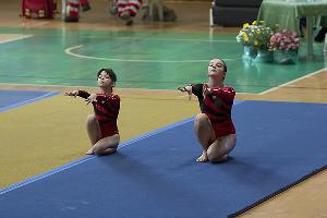 FUNtastic Gym, Claudia Berra, Micol Parisotto