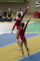 FUNtastic Gym, Micol Parisotto, Claudia Berra