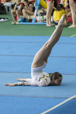 Funtastic Gym, Giulia Cerutti