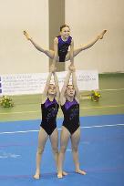FUNtastic Gym, Miriam Agazzone, Francesca Corradino, Elisa Bagarotti