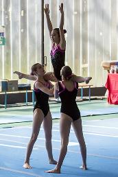 FUNtastic Gym, Jessica Poletti, Giulia Cerutti, Nicole Agazzone