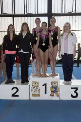 FUNtastic Gym, Jessica Poletti, Giulia Cerutti, Nicole Agazzone, Eleonora Guzzo, Marta Cavagna, Michela Rapetti