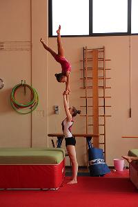 FUNtastic Gym 06, Borgomanero, Acrosport, Giorgia Pessina, Sharon Agazzone