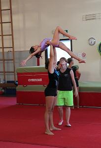 FUNtastic Gym 06, Borgomanero, Acrosport, Micol Parisotto, Claudia Berra