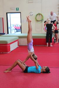 FUNtastic Gym 06, Borgomanero, Acrosport, Claudia Alampi, Giorgia Testa, Martina Piotti