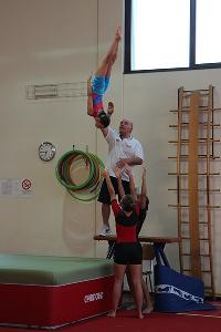 FUNtastic Gym 06, Borgomanero, Acrosport, Miriam Agazzone, Francesca Corradino, Elisa Bagarotti