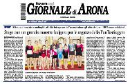 FUNtastic Gym 06, Borgomanero, Acrosport, Giornale di Arona, Matei