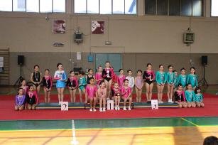 FUNtastic Gym 06, Settima Gara Societaria, Prime ruote