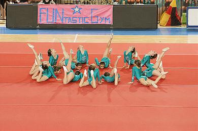 FUNtastic Gym 06, Borgomanero, Saggio 2013, Cartoline dal mondo, Prime ruote