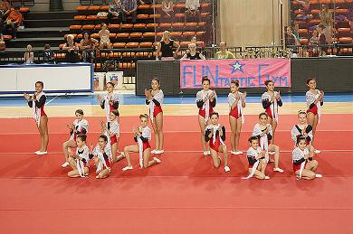 FUNtastic Gym 06, Borgomanero, Saggio 2013, Cartoline dal mondo, Promozionale