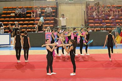 FUNtastic Gym 06, Borgomanero, Saggio 2013, Cartoline dal mondo, Avanzato Senior