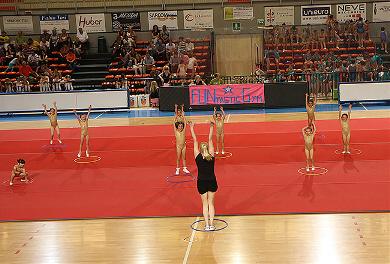 FUNtastic Gym 06, Borgomanero, Saggio 2013, Cartoline dal mondo, Gioca Gym