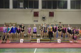 FUNtastic Gym 06, Settima Gara Societaria, Specialistico