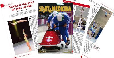 Sport & Medicina, FUNtastic Gym, Acrosport, Marta Cavagna