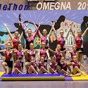 FUNtastic Gym 06, Borgomanero, Acrosport, Telethon 2013 Omegna