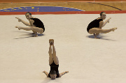 FUNtastic Gym 06, Turin Acro Cup, Miriam Agazzone, Francesca Corradino, Elisa Bagarotti